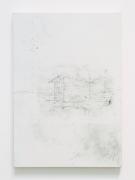 Deanna Thompson, White Cabin Sketch, 2010