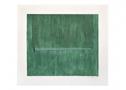 Mary Obering Untitled, 1974