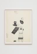 Kiki Kogelnik Untitled (Robots), c. 1967