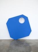 untitled (blue panel)