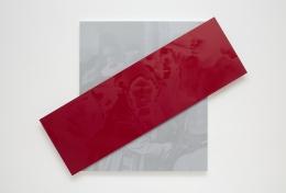 Hank Willis Thomas Deep South (Red Diagonal) (variation without flash), 2019