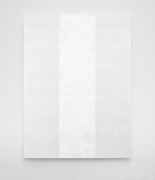 Mary Corse Untitled (White Inner Band), 2019