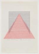 Henri Chopin, The Great Pyramid, 1980