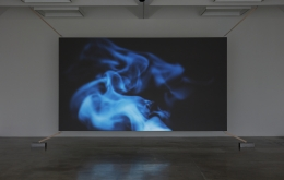 Mika Tajima: PSYCHO GRAPHICS Installation view at Kayne Griffin Corcoran
