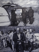 Willie Birch Country Funeral (Funeral for JD), 2019