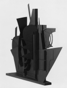 Louise Nevelson Maquette for Night Wall VI, 1977-79