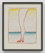 John Tweddle, Red Leg