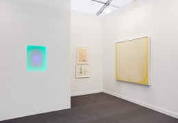 Installation view of Frieze Los Angeles 2019