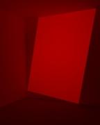 James Turrell  Decker, Red, 1968