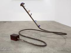 Rosha Yaghmai  Optometer, Smoke, 2016