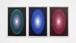 James Turrell  Suite from Aten Reign, 2014