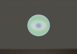 James Turrell LOGOS (97), Medium Glass Circle, 2017