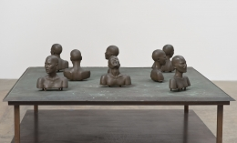 Robert Graham, Eight Heads, 1973