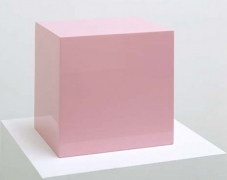 John McCracken, Untitled (lavender block)