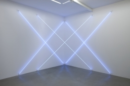 Francois Morellet, Tripple X Neonly