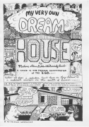 Aline Kominsky-Crumb Dream House (page 1), 2016