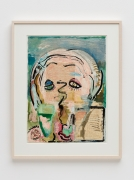 Huguette Caland Self Portrait, 1991