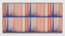 Mika Tajima Negative Entropy (Inscape, Beginning Meditation, Pale Orange, Hex), 2019