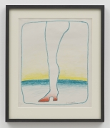 John Tweddle, Blue Leg