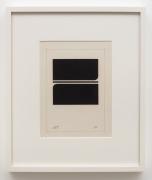 Jiro Takamatsu In the form of square, No. 586, 1973