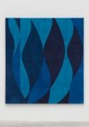 Sarah Crowner Blue on Blue on Blue , 2021