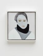 Huguette Caland Self Portrait, c. 1990