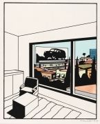 Ken Price Picture Window, 1994