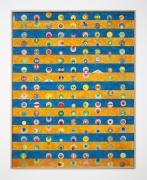 Tatsuo Kawaguchi  Work 64-14, Inorganic Substance or Eyewitness, 1964