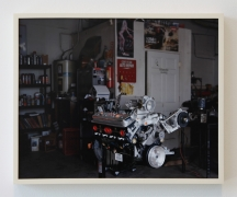 Justine Kurland, Hotrod Small Block, 2012
