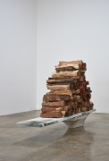 "Installation view of ""Charles Harlan: Jon Boat"" at Kayne Griffin Corcoran, Los Angeles"
