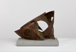Beverly Pepper Untitled 1, 1958