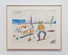H.C. Westermann, Untitled (Scarecrow cowboy)