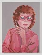 Brian Calvin,, Dark Pink, 2012
