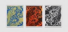 Sarah Crowner Three Tigers (After PR) 2, 2019
