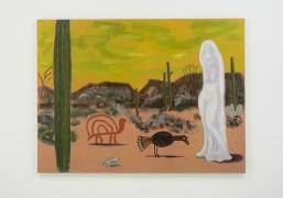 Raul Guerrero A Desert Landscape, Arizona, 2018