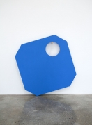 untitled (blue panel)