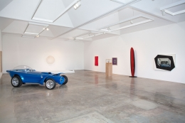 Surface to Air: Los Angeles Artists of the 60's and the Materials That They Used