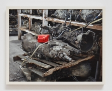 Justine Kurland, Transmission and Gas Can, 2013