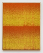 Mika Tajima Negative Entropy (NYU Data Center, Orange, Double), 2018