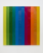 """Hank Willis Thomas """"People just like to look at me"""" (Spectrum IX) (variation without flash), 2019"""