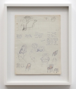 Christina Ramberg, Untitled (polarities), N.D.