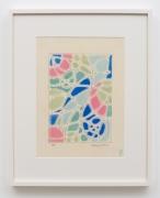 Jiro Takamatsu Space in Two Dimensions, 1981