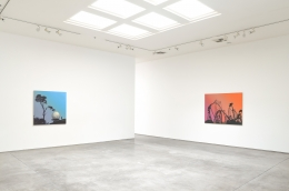 Glen Rubsamen, Christopher Grimes Gallery