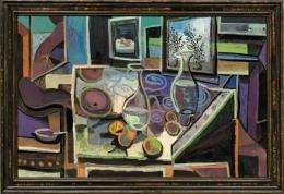 Anton Henning, Christopher Grimes Gallery