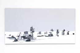 South Pole Expedition Kota Ezawa, Christopher Grimes Gallery