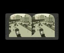 Stereogram, Kota Ezawa, Christopher Grimes Gallery