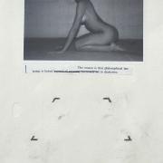 Julião Sarmento, Juliao Sarmento, Christopher Grimes Gallery