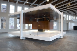 Iñigo Manglano-Ovalle, Gravity is a Force to be Reckoned With, MASS MoCA