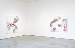 Pia Fries, Christopher Grimes Gallery