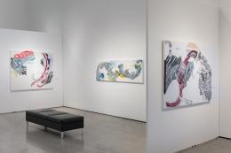 Pia Fries, Moss Arts Center